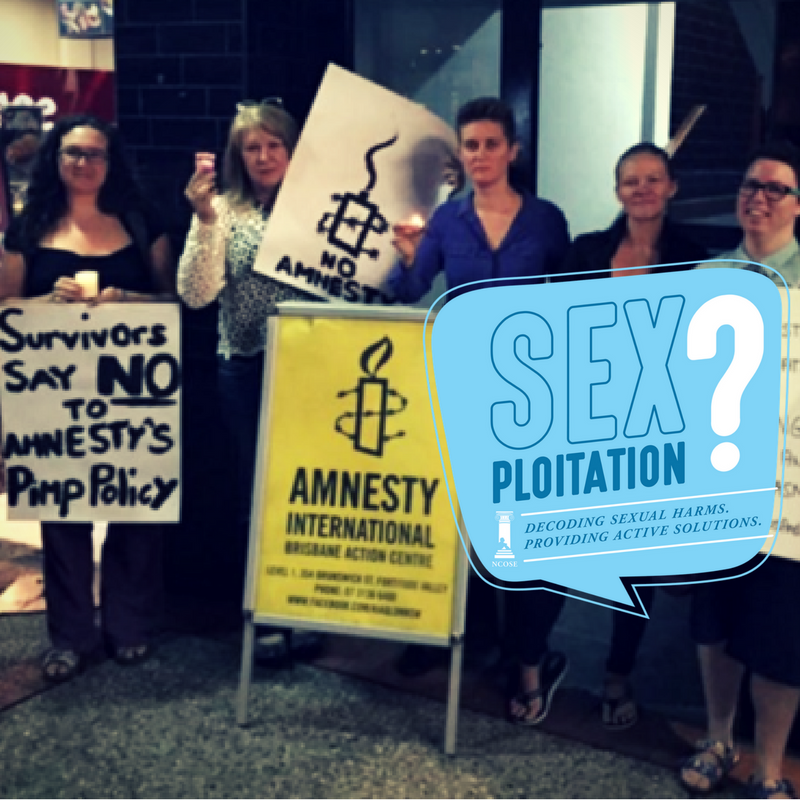 New Podcast Episode: Why Does Amnesty International Want to Decriminalize Prostitution?