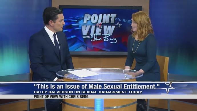 Backlash of Male Sexual Entitlement Entrenched in Our Society