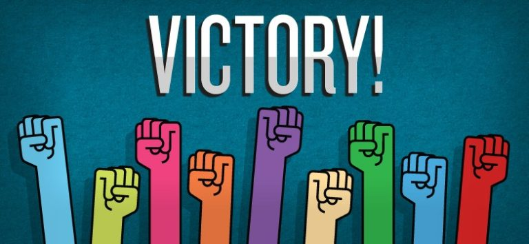 Victory in #endexploitation and #pornharms movement